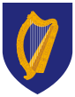 Armes de l'Irlande
